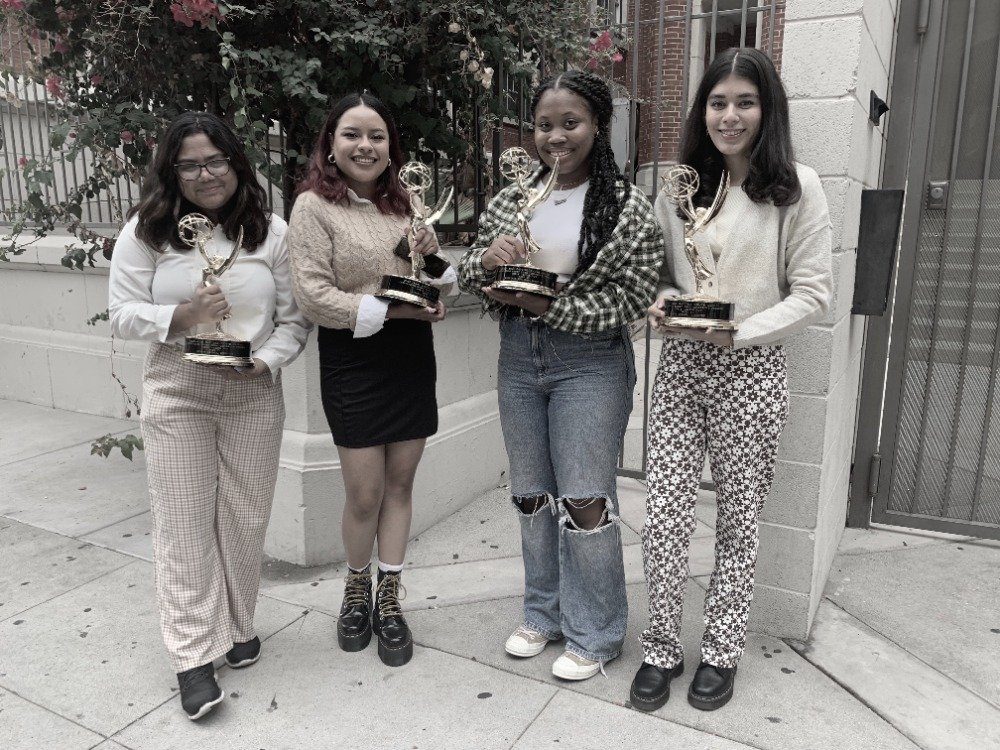 Girls' Voices Now Youth Development Program - Daytime Emmy Winners- Women's Voices Now